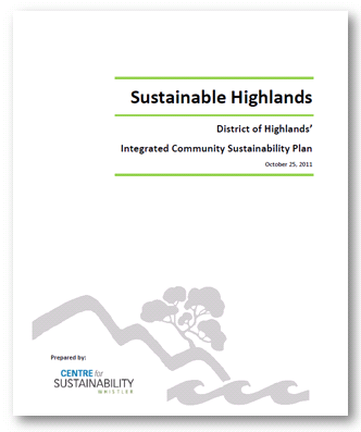 Sustainable Highlands ICSP