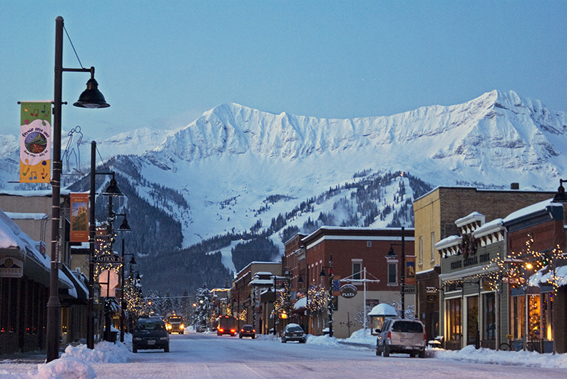 City of Fernie Quality of Life Report