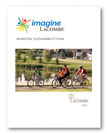 Imagine Lacombe Municipal Sustainability Plan