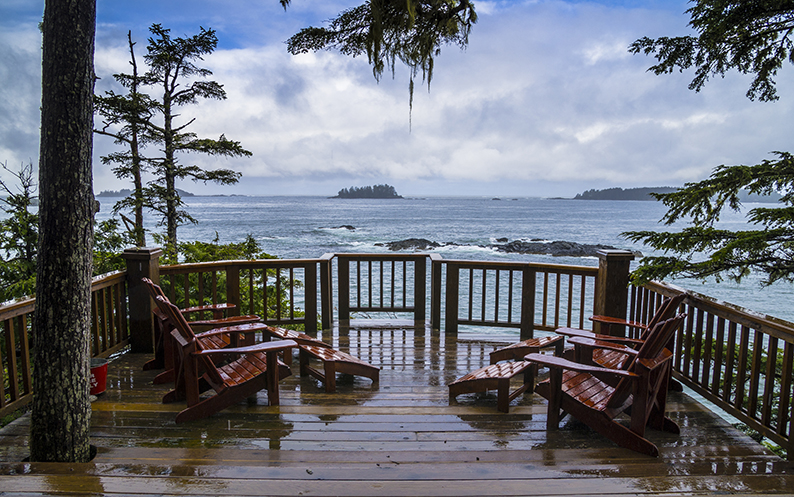 Tourism Planning in Tofino