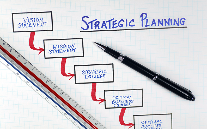 Chart Your Course Time For Municipal Strategic Planning