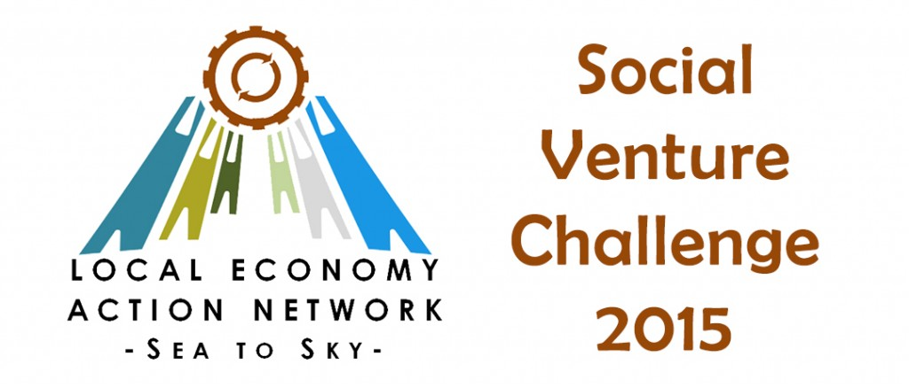 Local Economy Action Network (LEAN) Social Venture Challenge