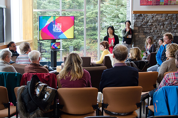 TED 2015 at the Whistler Public Library