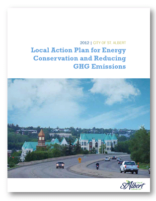 St. Albert GHG Reduction Plan
