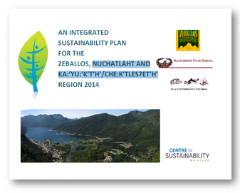 Integrated Community Sustainability Plan