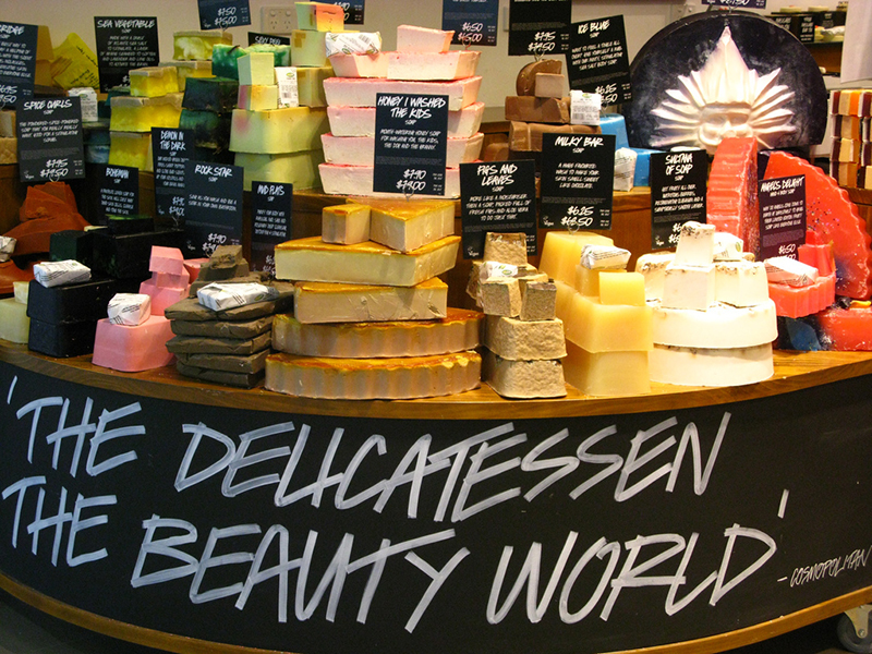 LUSH Sustainability Roadmap