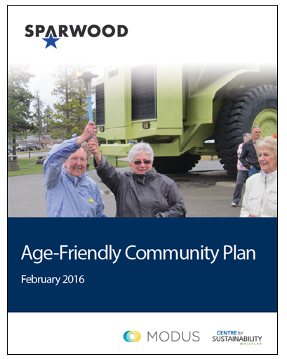 Sparwood Age-Friendly Community Plan