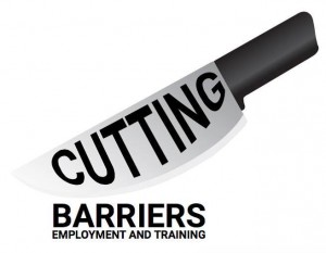 Cutting Barriers