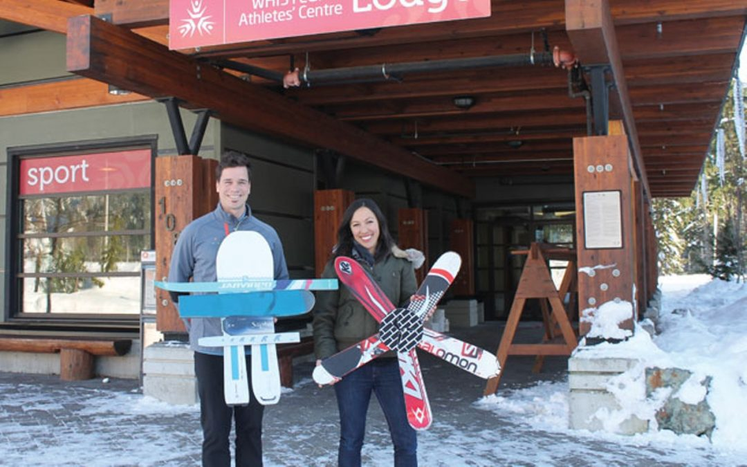 Social Venture Challenge Success Story – Ski Heaven Diverts Over One Metric Tonne of Waste from the Landfill