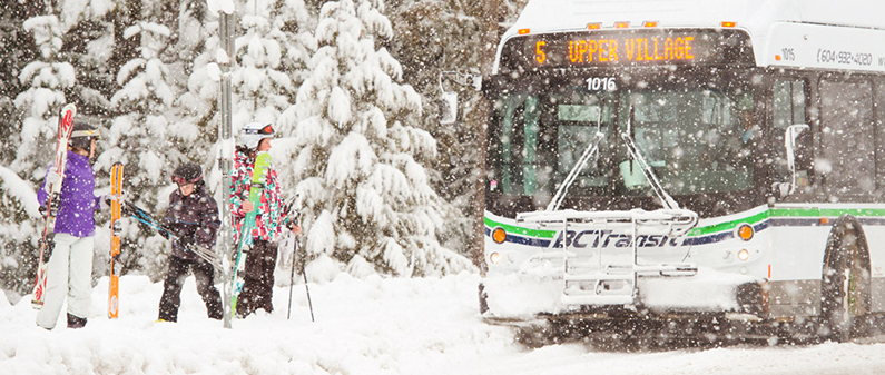 Whistler Transportation Action Plan